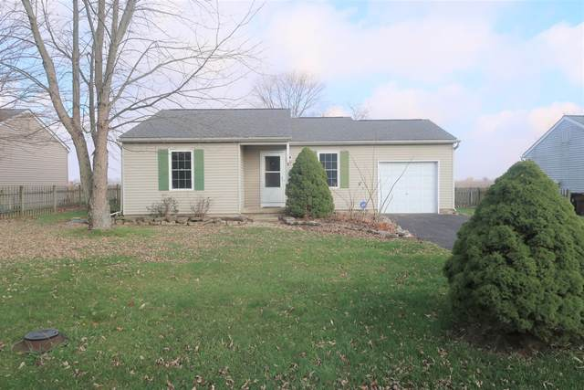 684 Water Street S, Williamsport, OH 43164 (MLS #220041640) :: Keller Williams Excel