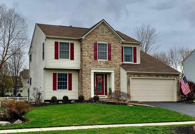 4133 Greenbelt Drive, Hilliard, OH 43026 (MLS #220041670) :: Berkshire Hathaway HomeServices Crager Tobin Real Estate