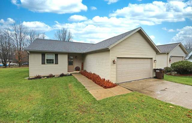 124 Northern Spy Drive, Howard, OH 43028 (MLS #220041676) :: The Holden Agency