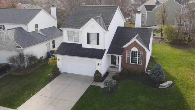 6219 Freewood Drive, Hilliard, OH 43026 (MLS #220041684) :: Berkshire Hathaway HomeServices Crager Tobin Real Estate