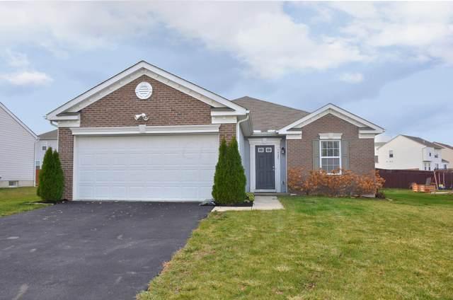 1525 Tamarac Drive, Marysville, OH 43040 (MLS #220041685) :: Berkshire Hathaway HomeServices Crager Tobin Real Estate