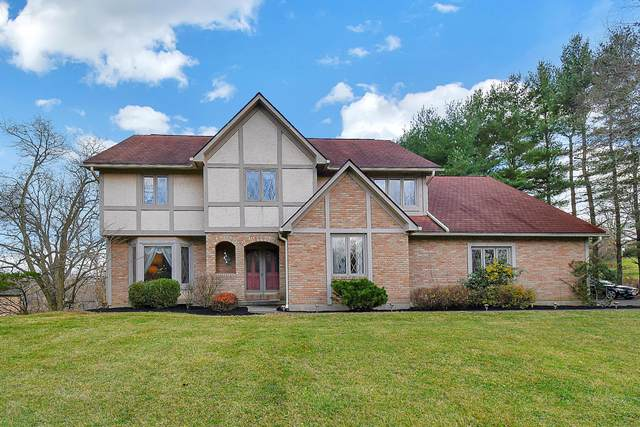 52 Victoria Drive, Granville, OH 43023 (MLS #220041692) :: The Raines Group