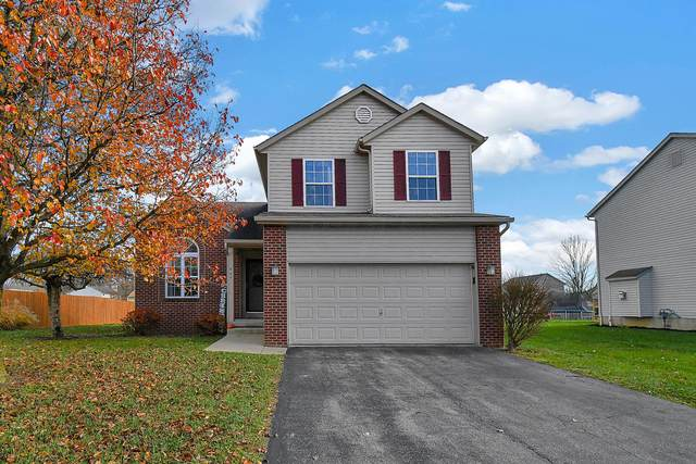 540 Davidson Drive, Ashville, OH 43103 (MLS #220041743) :: Keller Williams Excel