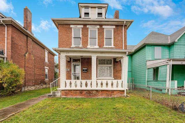 43 Meek Avenue, Columbus, OH 43222 (MLS #220041805) :: MORE Ohio