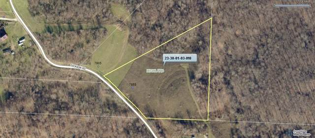 7855 Dickson Road, New Concord, OH 43762 (MLS #220041836) :: The Holden Agency
