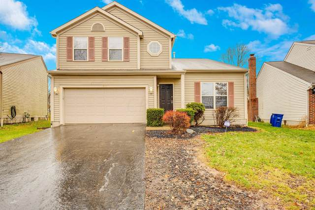 3165 Canyon Bluff Drive, Canal Winchester, OH 43110 (MLS #220041844) :: The Holden Agency
