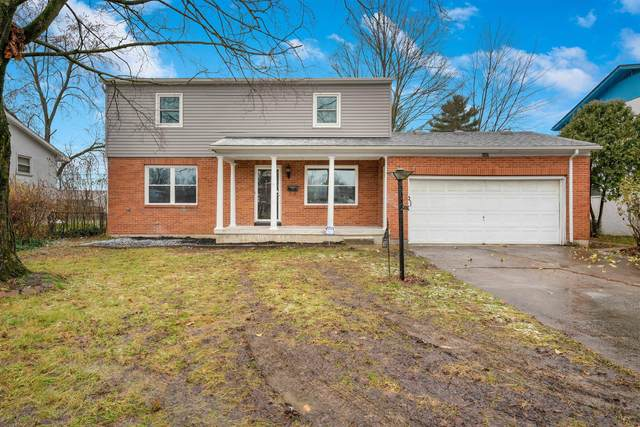 6107 Karl Road, Columbus, OH 43229 (MLS #220041845) :: The Holden Agency