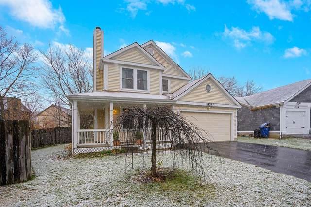 5083 Killowen Court, Columbus, OH 43230 (MLS #220041853) :: The Holden Agency