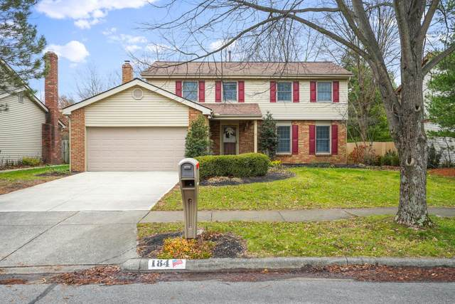 184 Bluejay Drive, Columbus, OH 43235 (MLS #220041857) :: Core Ohio Realty Advisors