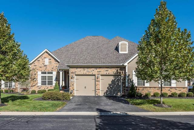 9333 Pratolino Villa Drive, Dublin, OH 43016 (MLS #220041868) :: 3 Degrees Realty