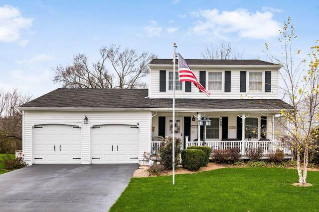 3735 Christopher Place, Grove City, OH 43123 (MLS #220041880) :: Susanne Casey & Associates