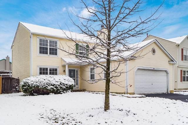3103 Dedham Street, Columbus, OH 43224 (MLS #220041908) :: Berkshire Hathaway HomeServices Crager Tobin Real Estate