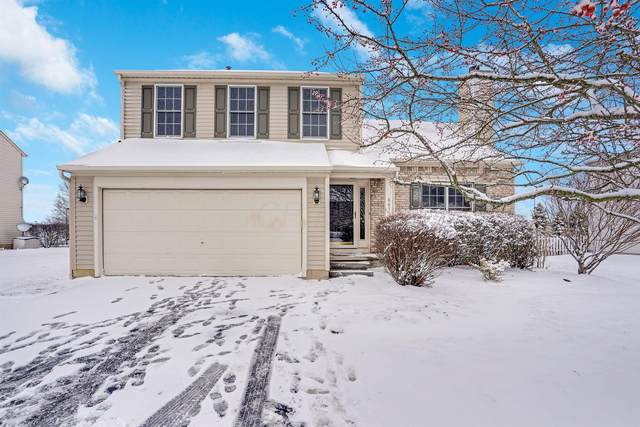 6615 Chelton Place, Westerville, OH 43082 (MLS #220041915) :: The Raines Group