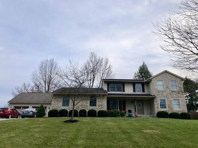 27 Alberry Drive, Granville, OH 43023 (MLS #220041939) :: The Raines Group