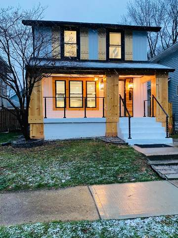 214 Frebis Avenue, Columbus, OH 43206 (MLS #220042020) :: The Clark Group @ ERA Real Solutions Realty