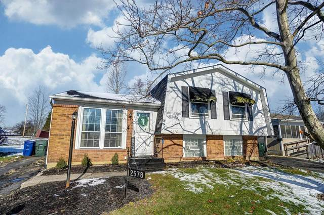 2578 Queenswood Court, Columbus, OH 43219 (MLS #220042026) :: The Clark Group @ ERA Real Solutions Realty