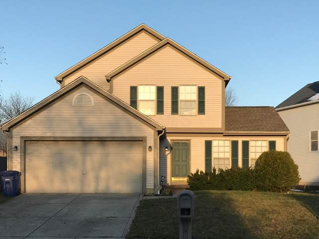 3066 Grand Haven Drive, Pickerington, OH 43147 (MLS #220042028) :: The Clark Group @ ERA Real Solutions Realty