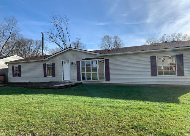 116 Pearl Street, Pleasantville, OH 43148 (MLS #220042032) :: The Clark Group @ ERA Real Solutions Realty