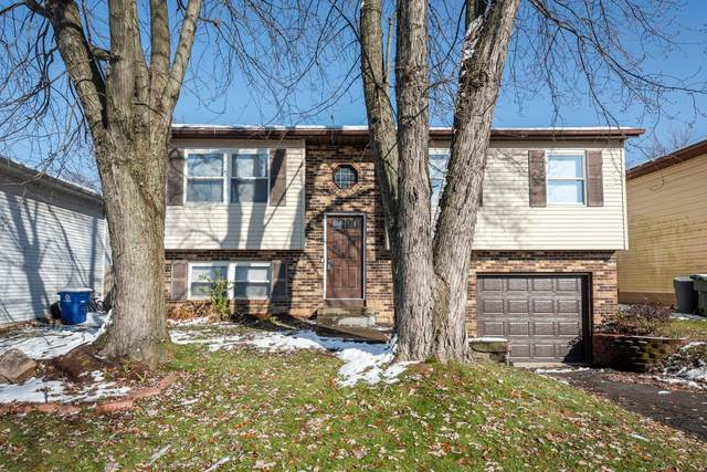 6808 Centennial Drive, Reynoldsburg, OH 43068 (MLS #220042048) :: The Clark Group @ ERA Real Solutions Realty