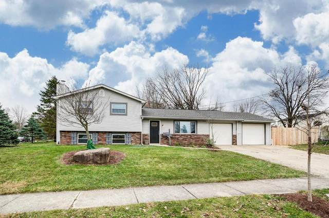 500 Dellhaven Drive, Westerville, OH 43081 (MLS #220042099) :: The Raines Group