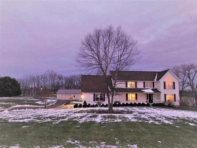 15550 Lucerne Road, Fredericktown, OH 43019 (MLS #220042114) :: Core Ohio Realty Advisors