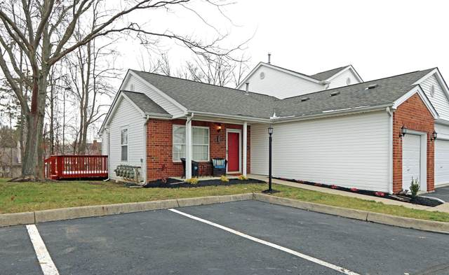 3060 Ravine Pointe Drive, Columbus, OH 43231 (MLS #220042145) :: Berkshire Hathaway HomeServices Crager Tobin Real Estate