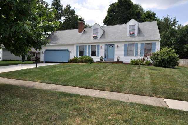 277 Olde Mound Lane, Pickerington, OH 43147 (MLS #220042221) :: Sam Miller Team