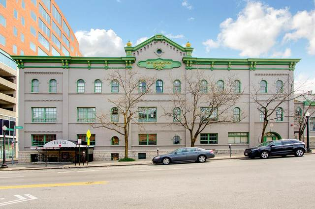 51 W Blenkner Street 301-302, Columbus, OH 43215 (MLS #220042249) :: Core Ohio Realty Advisors