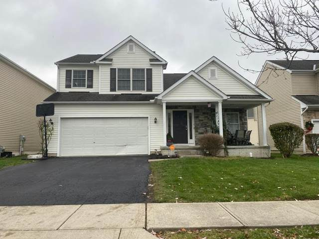 7129 Calusa Drive, Reynoldsburg, OH 43068 (MLS #220042339) :: Core Ohio Realty Advisors