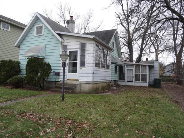 91 E Lakeview Avenue, Columbus, OH 43202 (MLS #220042400) :: Greg & Desiree Goodrich | Brokered by Exp