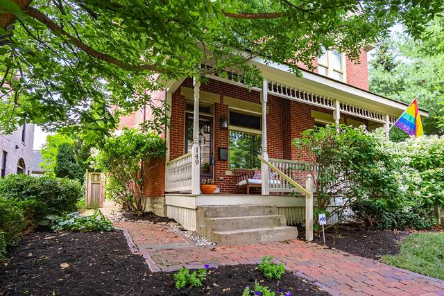 149 E 1st Avenue, Columbus, OH 43201 (MLS #220042412) :: Berkshire Hathaway HomeServices Crager Tobin Real Estate
