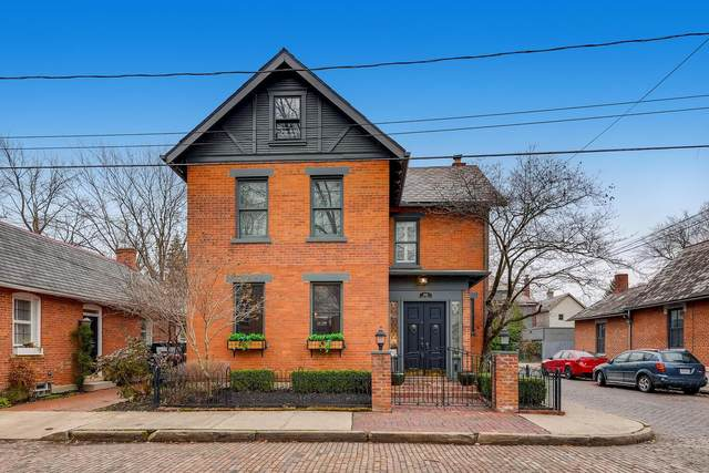 850 S Pearl Street, Columbus, OH 43206 (MLS #220042469) :: The Jeff and Neal Team | Nth Degree Realty