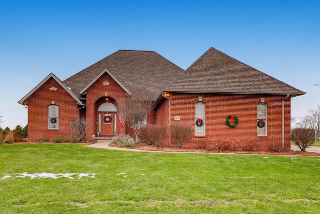 8596 Heather Lake Drive NW, Canal Winchester, OH 43110 (MLS #220042478) :: RE/MAX Metro Plus
