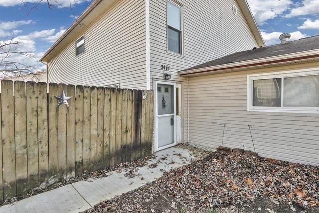 2474 Natchez Drive B, Columbus, OH 43209 (MLS #220042636) :: Berkshire Hathaway HomeServices Crager Tobin Real Estate