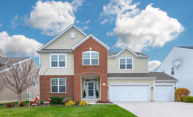4525 Kathryns Way, Hilliard, OH 43026 (MLS #220042673) :: Berkshire Hathaway HomeServices Crager Tobin Real Estate