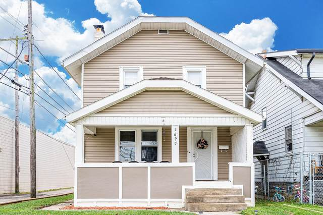 1699 Aberdeen Avenue, Columbus, OH 43211 (MLS #220042730) :: Berkshire Hathaway HomeServices Crager Tobin Real Estate