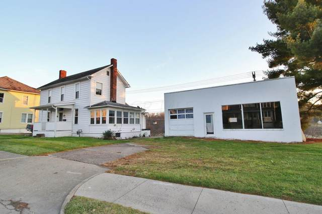 212 W Main Street, New Concord, OH 43762 (MLS #220042772) :: The Holden Agency