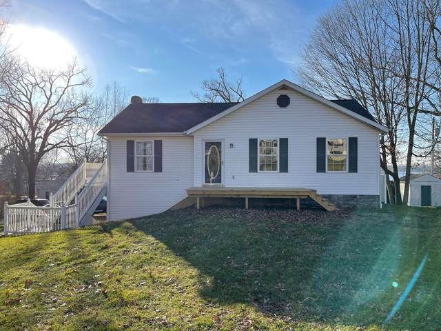 126 Park Drive, Thornville, OH 43076 (MLS #220042824) :: 3 Degrees Realty