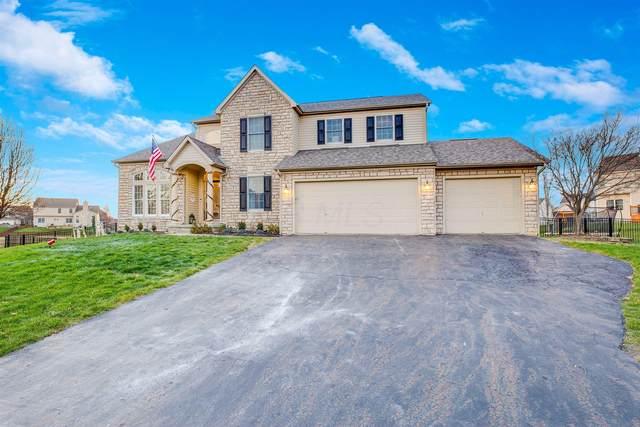 116 Blaine Court, Pickerington, OH 43147 (MLS #220042856) :: Berkshire Hathaway HomeServices Crager Tobin Real Estate