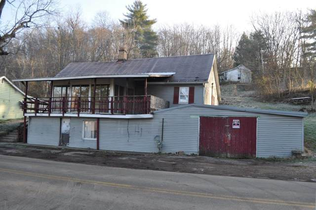 192 Madison Street, Nelsonville, OH 45764 (MLS #220042879) :: Signature Real Estate