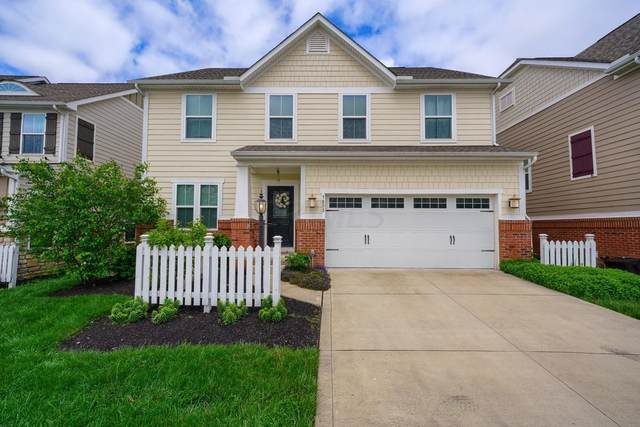 7853 Adare Court, Dublin, OH 43016 (MLS #220042984) :: Shannon Grimm & Partners Team