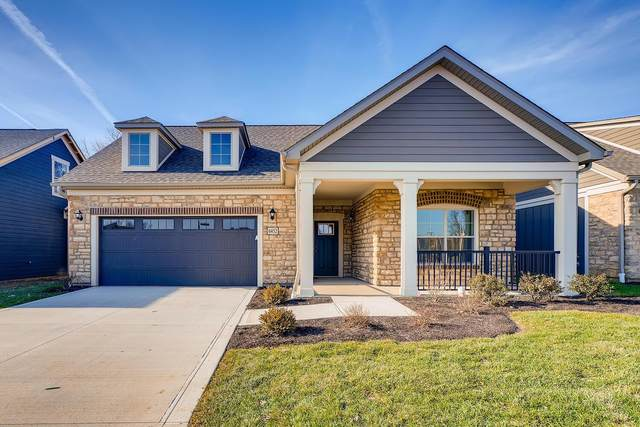 6452 Nature Nook Drive, Lewis Center, OH 43035 (MLS #220043170) :: Jamie Maze Real Estate Group