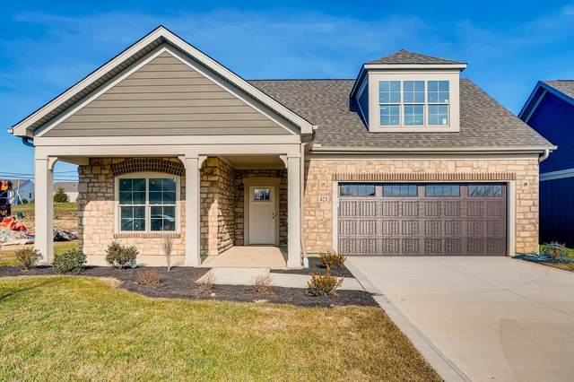421 Garden Gate Lane, Lewis Center, OH 43035 (MLS #220043178) :: Jamie Maze Real Estate Group