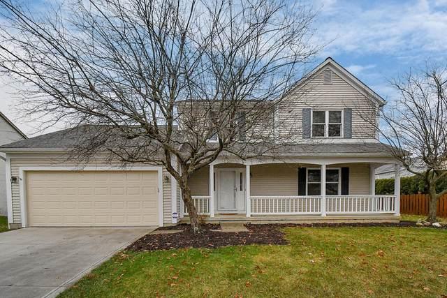 6489 Old Church Way, Reynoldsburg, OH 43068 (MLS #220043227) :: Berkshire Hathaway HomeServices Crager Tobin Real Estate