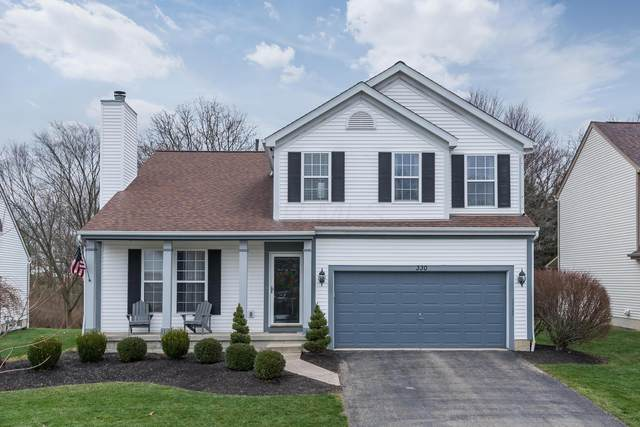 330 Basswood Street, Delaware, OH 43015 (MLS #220043234) :: RE/MAX Metro Plus