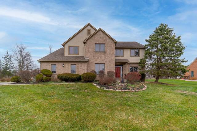 2203 Ashbury Close, Powell, OH 43065 (MLS #220043300) :: Berkshire Hathaway HomeServices Crager Tobin Real Estate