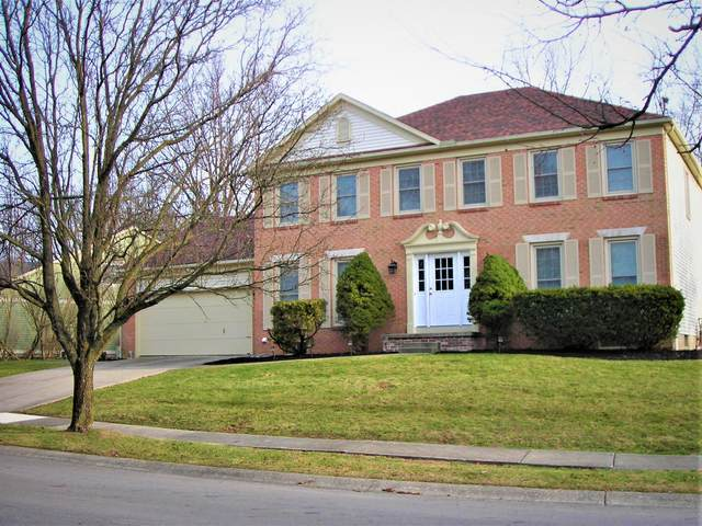 5437 Flat Head Court, Columbus, OH 43230 (MLS #220043346) :: Berkshire Hathaway HomeServices Crager Tobin Real Estate