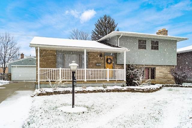 6102 Karl Road, Columbus, OH 43229 (MLS #220043363) :: RE/MAX Metro Plus