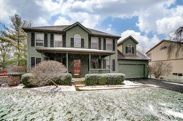 5629 Dublinshire Drive, Dublin, OH 43017 (MLS #220043390) :: Berkshire Hathaway HomeServices Crager Tobin Real Estate