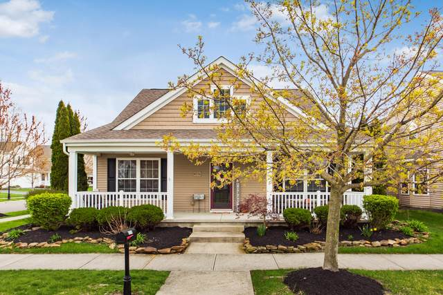 6174 Tournament Avenue, Westerville, OH 43081 (MLS #220043423) :: Berkshire Hathaway HomeServices Crager Tobin Real Estate